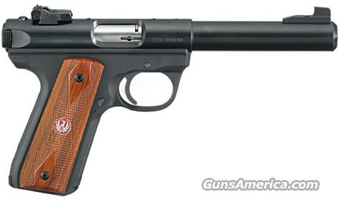 "Ruger 22/45 22LR, 5.5"" barrel, New in Box  Guns > Pistols > Ruger Semi-Auto Pistols > Mark I & II Family"