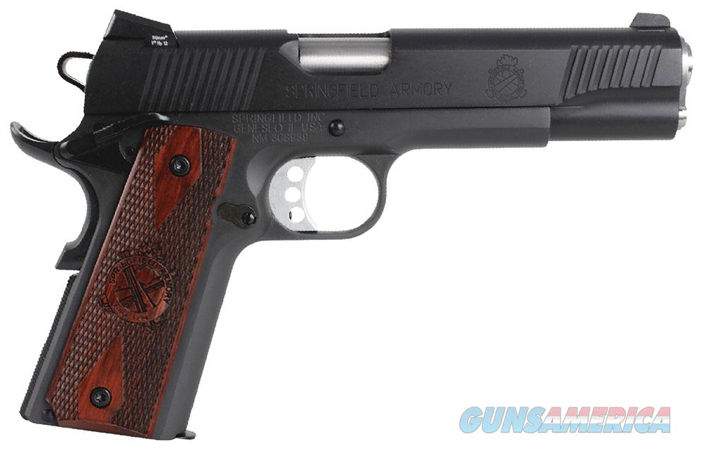 "Springfield 1911 Loaded PX9109LP 45ACP, 5"" Barrel, NIB  Guns > Pistols > Springfield Armory Pistols > 1911 Type"