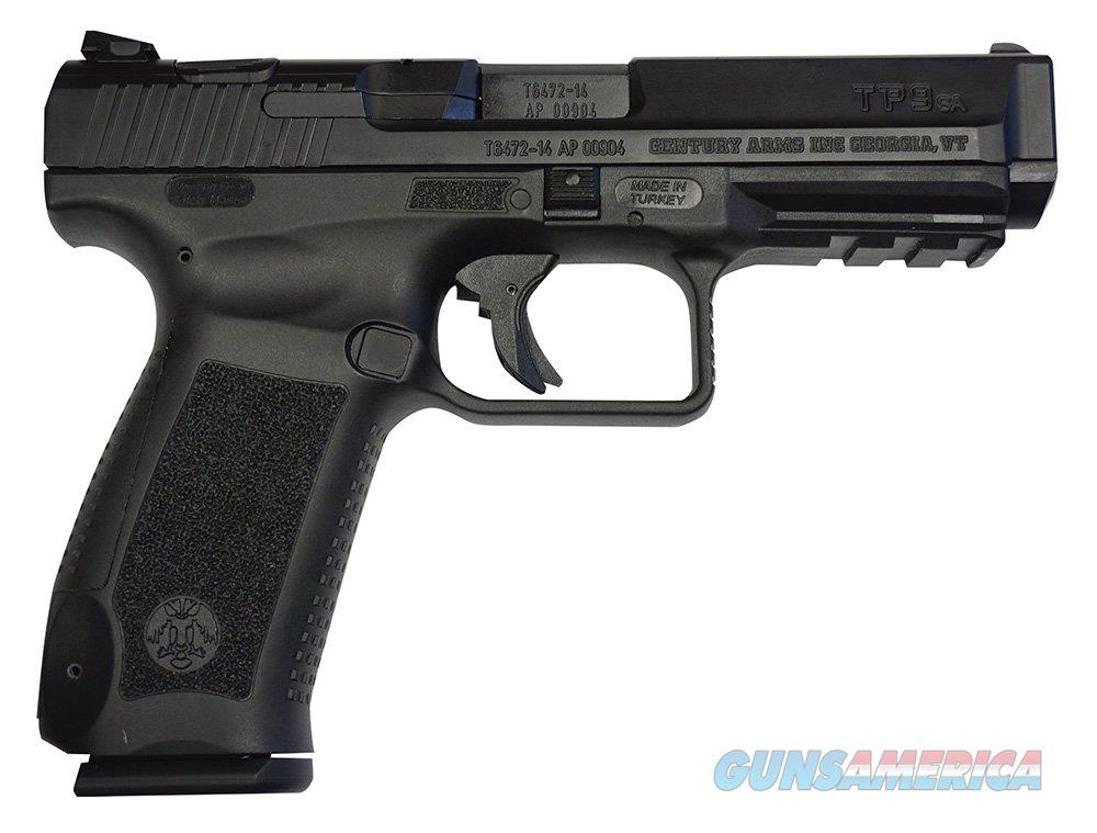 Century Arms ,Canik, TP9SA, 9mm,  Black, NIB  Guns > Pistols > Canik USA Pistols