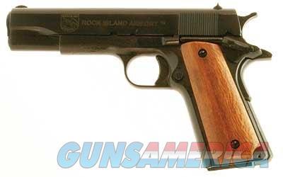 Rock Island (Armscor) 1911 A1,  9mm, Mfg# 51615 NIB  Guns > Pistols > 1911 Pistol Copies (non-Colt)