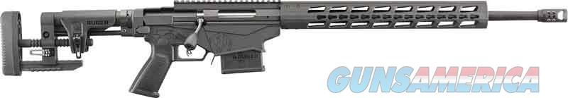 Ruger Precision Rifle, Cal: 5.56, Mfg# 18019, NIB  Guns > Rifles > Ruger Rifles > Precision Rifle Series