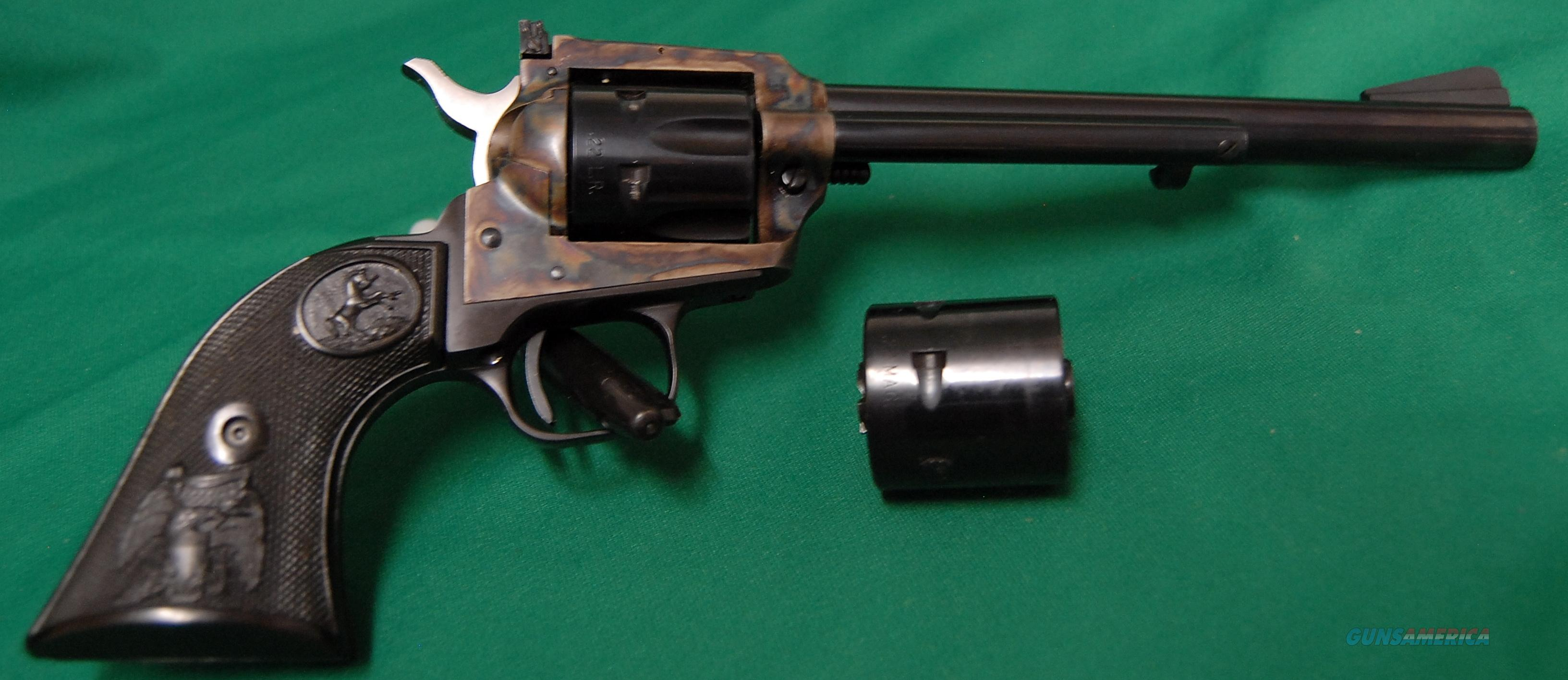 Colt New Frontier 22/22 Mag  Guns > Pistols > Colt Single Action Revolvers - Modern (22 Cal.)