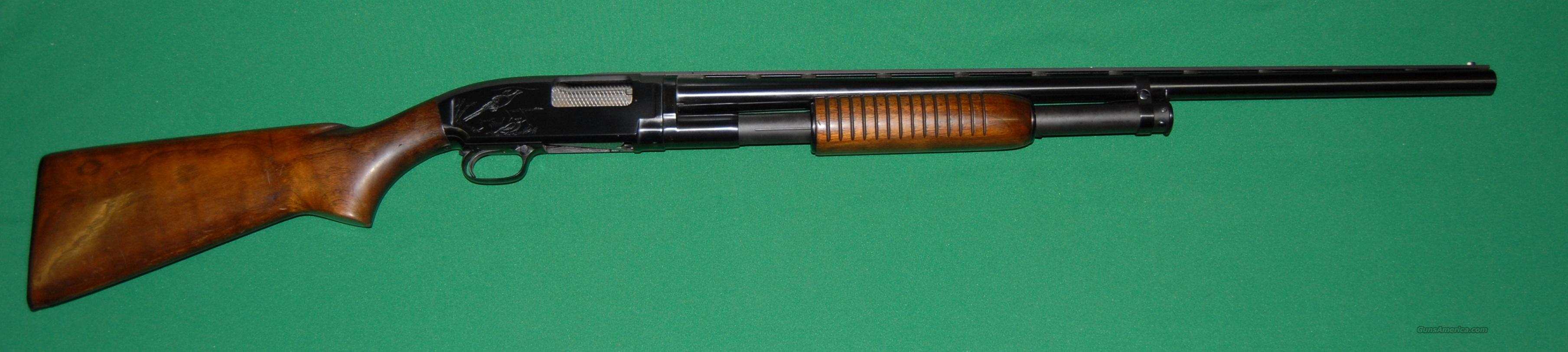 Winchester Model 12 12ga.  Guns > Shotguns > Winchester Shotguns - Modern > Pump Action > Hunting