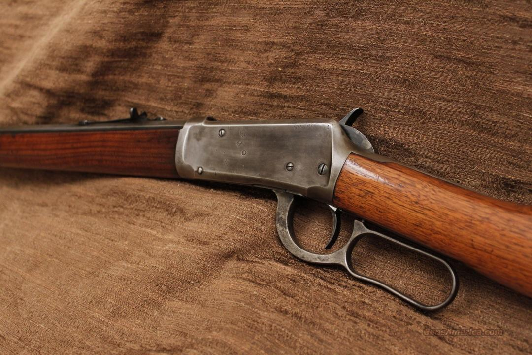 1894 Winchester Manufactured 1903-04 w/letter  Guns > Rifles > Winchester Rifles - Modern Lever > Other Lever > Pre-64