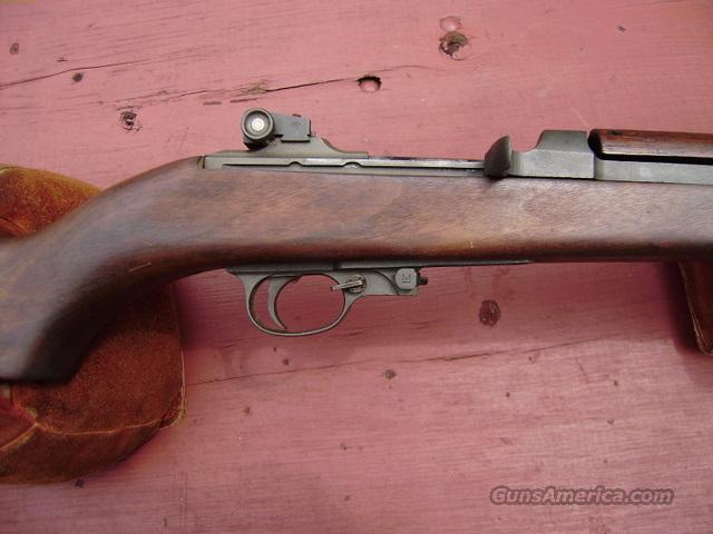 M1 Carbine, Winchester, Excellent  Guns > Rifles > Military Misc. Rifles US > M1 Carbine
