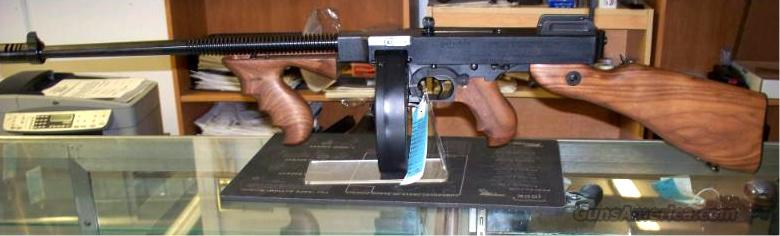 THOMPSON (tommy gun)  45ACP CA LEGAL  Guns > Rifles > Thompson Subguns/Semi-Auto