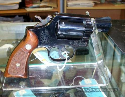 SMITH & WESSON 10-5 CAL 38SP  Guns > Pistols > Smith & Wesson Revolvers > Model 10