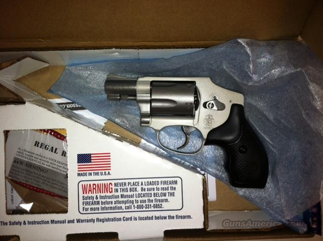 S&W 642 AIR WEIGHT   Guns > Pistols > Smith & Wesson Revolvers > Pocket Pistols