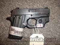Sig Sauer P238 Tactical Laser .380 NEW  Guns > Pistols > Sig - Sauer/Sigarms Pistols > P238