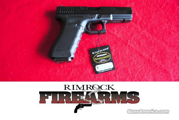 $$$- Glock 22 RFT2 Night Sights Law Enforcement $$$  Guns > Pistols > Glock Pistols > 22