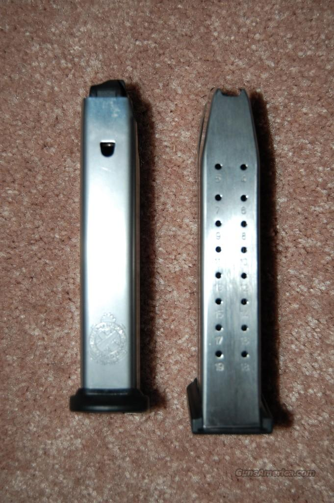 Springfield Armory XDM 9mm 19 round factory magazine  Non-Guns > Magazines & Clips > Pistol Magazines > Other