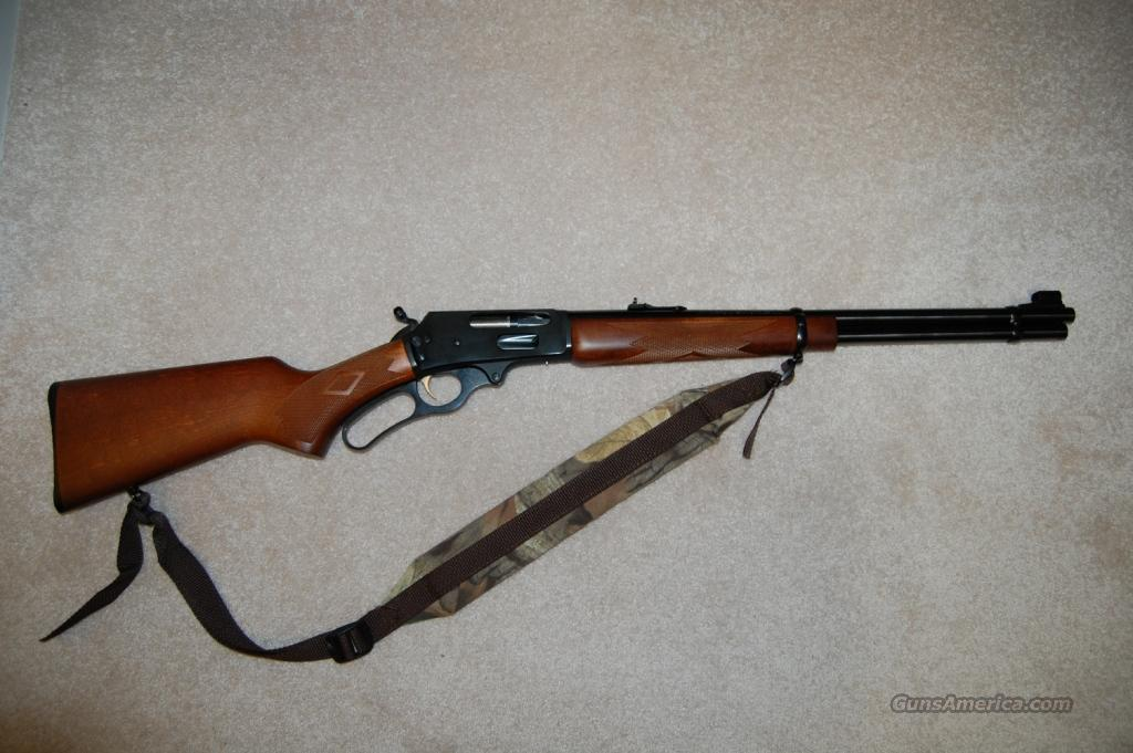 Marlin 336 W .30-30 lever action  Guns > Rifles > Marlin Rifles > Modern > Lever Action