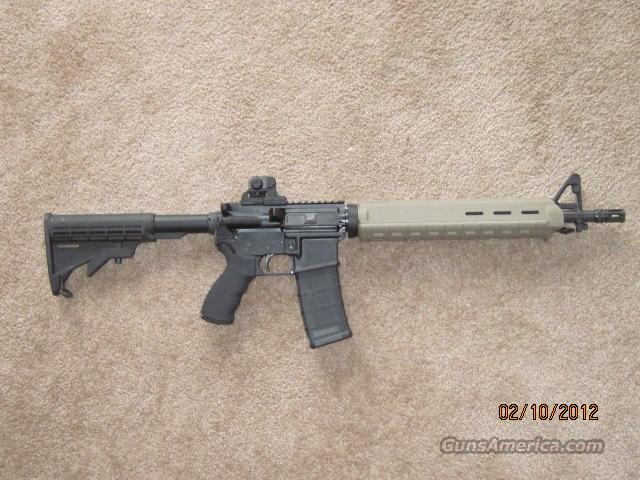 CMMG Complete lower with Del-Ton 16 in dissipator upper  Guns > Rifles > AR-15 Rifles - Small Manufacturers > Complete Rifle