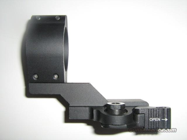 30 mm Quick Detach QD Cantilever Mount   Non-Guns > Scopes/Mounts/Rings & Optics > Mounts > Tactical Rail Mounted