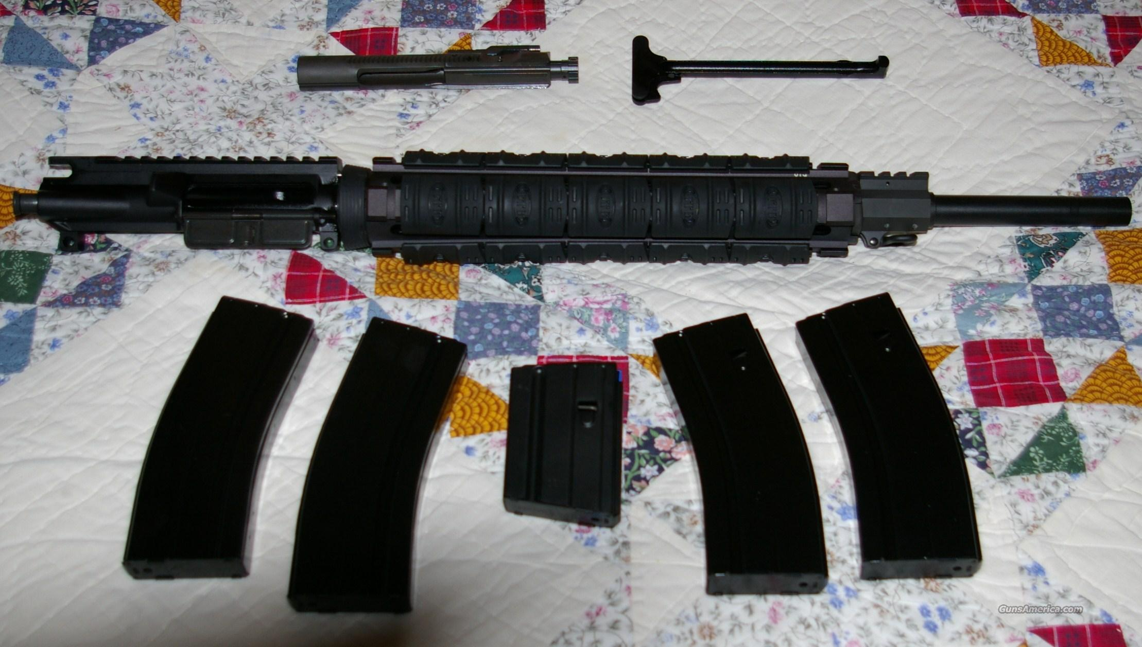 AA 6.5 Grendel  / Quad Rail / Mags  Guns > Rifles > AR-15 Rifles - Small Manufacturers > Upper Only