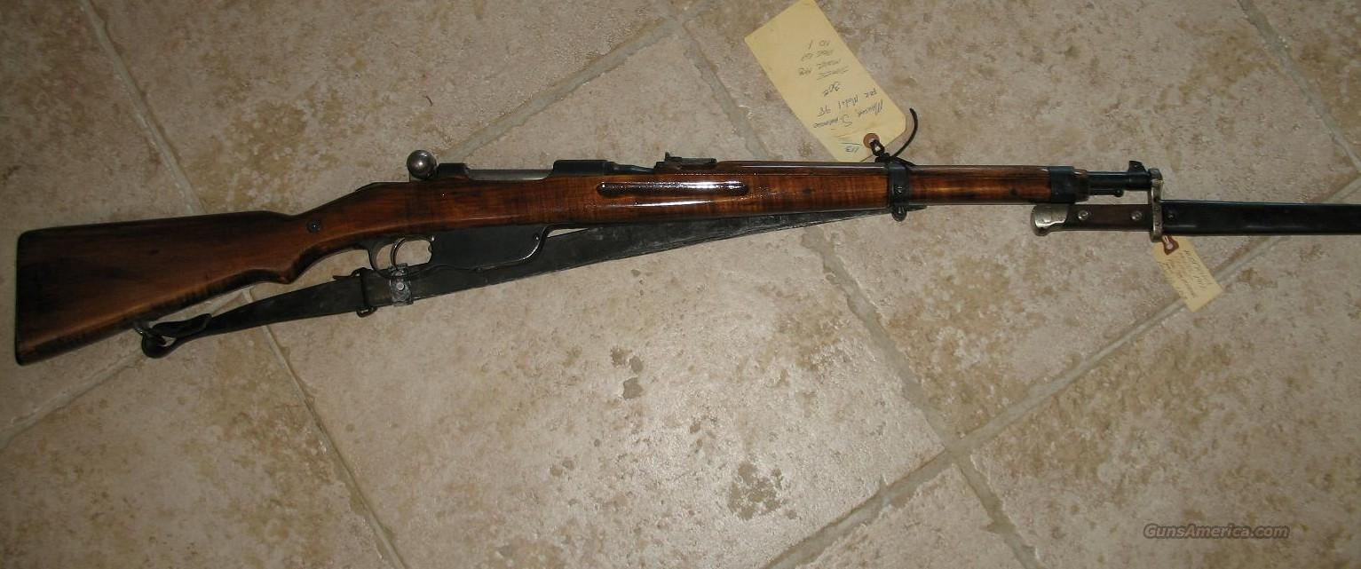 Austrian Hungray M1895 Carbine  Guns > Rifles > Military Misc. Rifles Non-US > Other