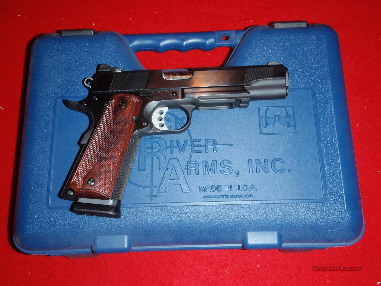 Rock River 1911 45acp Tactical  Guns > Pistols > Rock River Arms Pistols