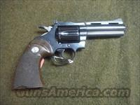 Colt Diamondback .38 SPL  Colt Double Action Revolvers- Modern