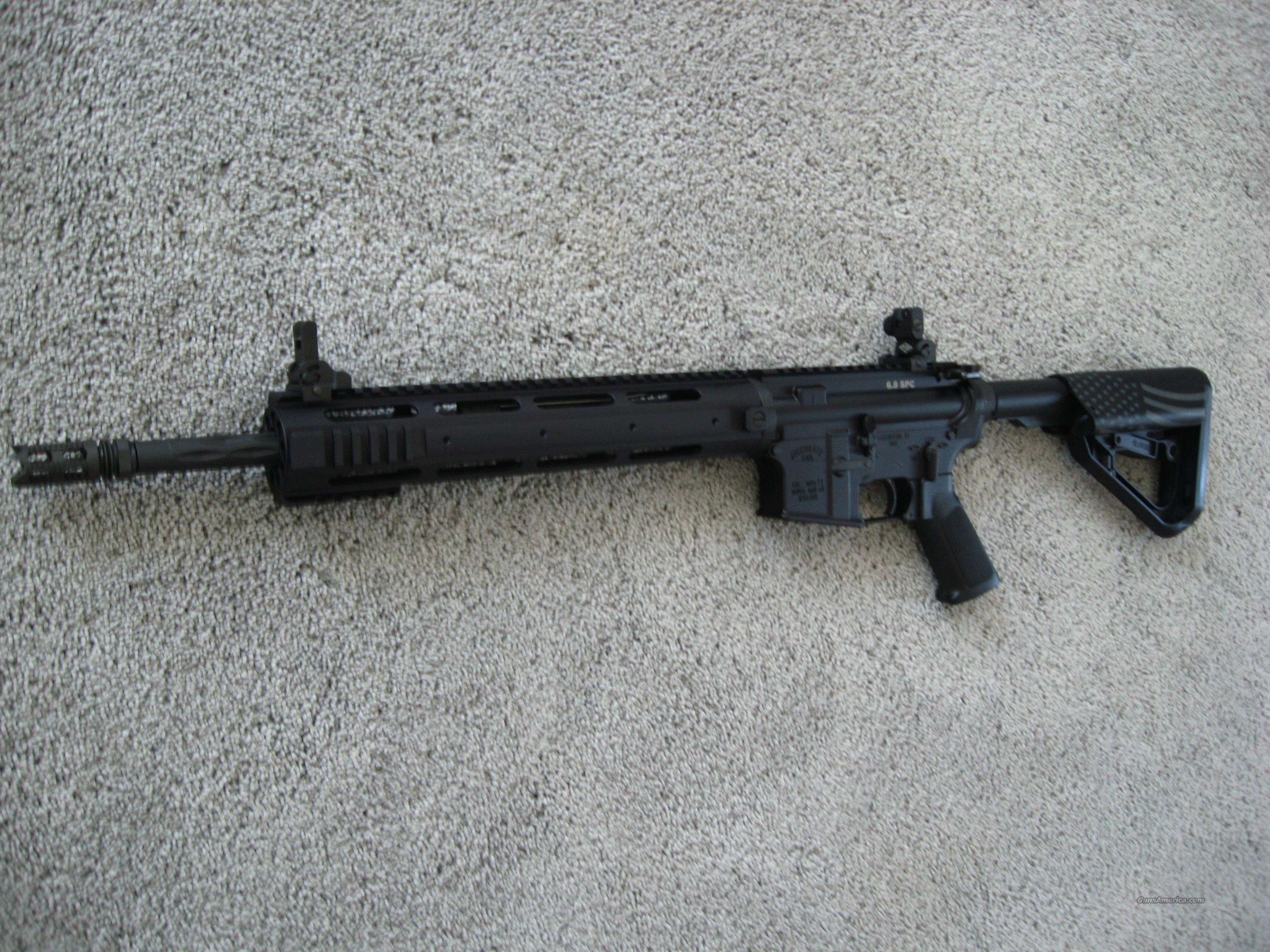 Accurate Armory 6.8 SPC AR-15 Carbine + 4 Mags - New  Guns > Rifles > AR-15 Rifles - Small Manufacturers > Complete Rifle