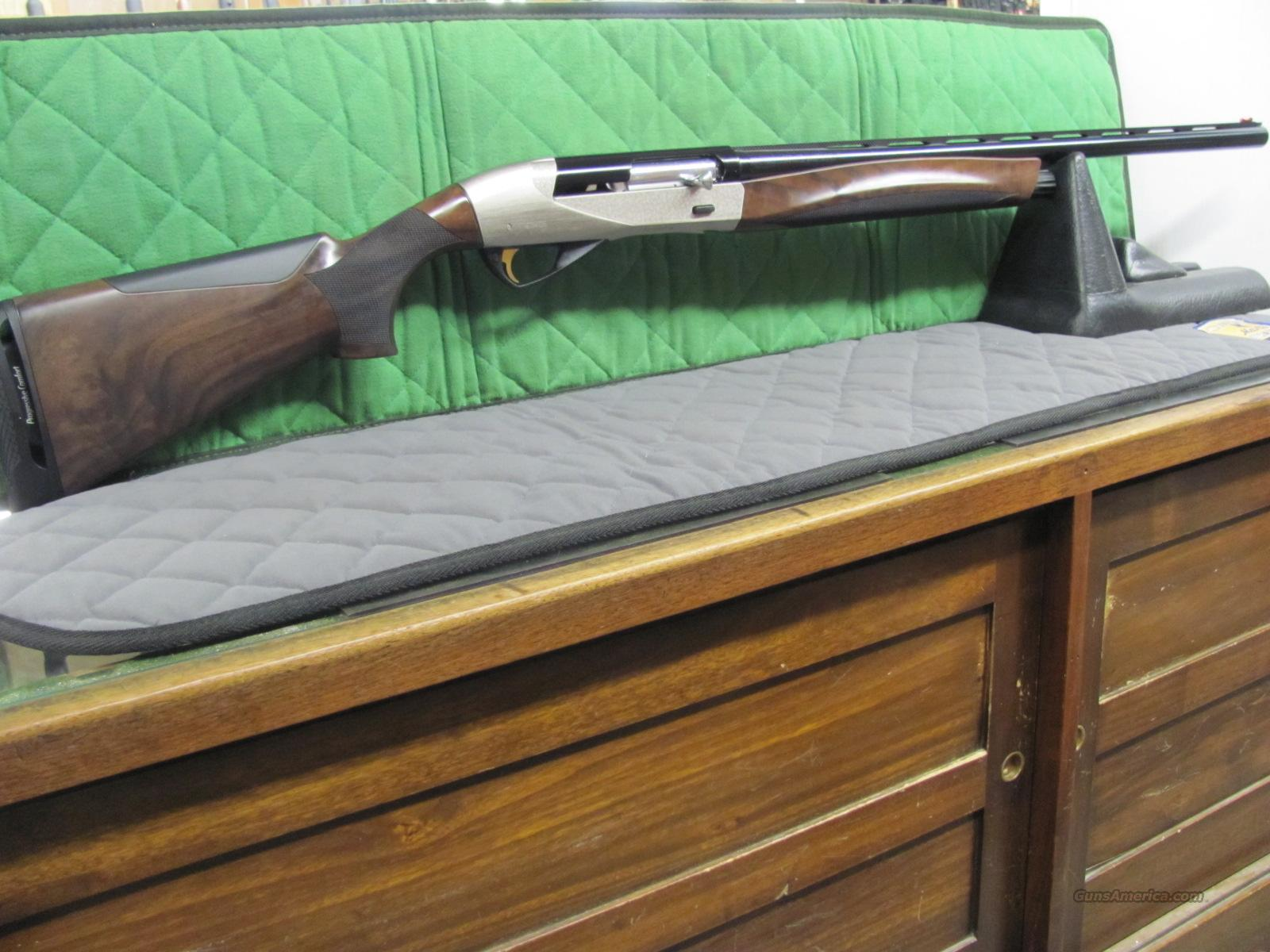 Benelli Ethos Nickel Receiver 12 Gauge 26 Inch #10461  **NEW**  Guns > Shotguns > Benelli Shotguns > Sporting