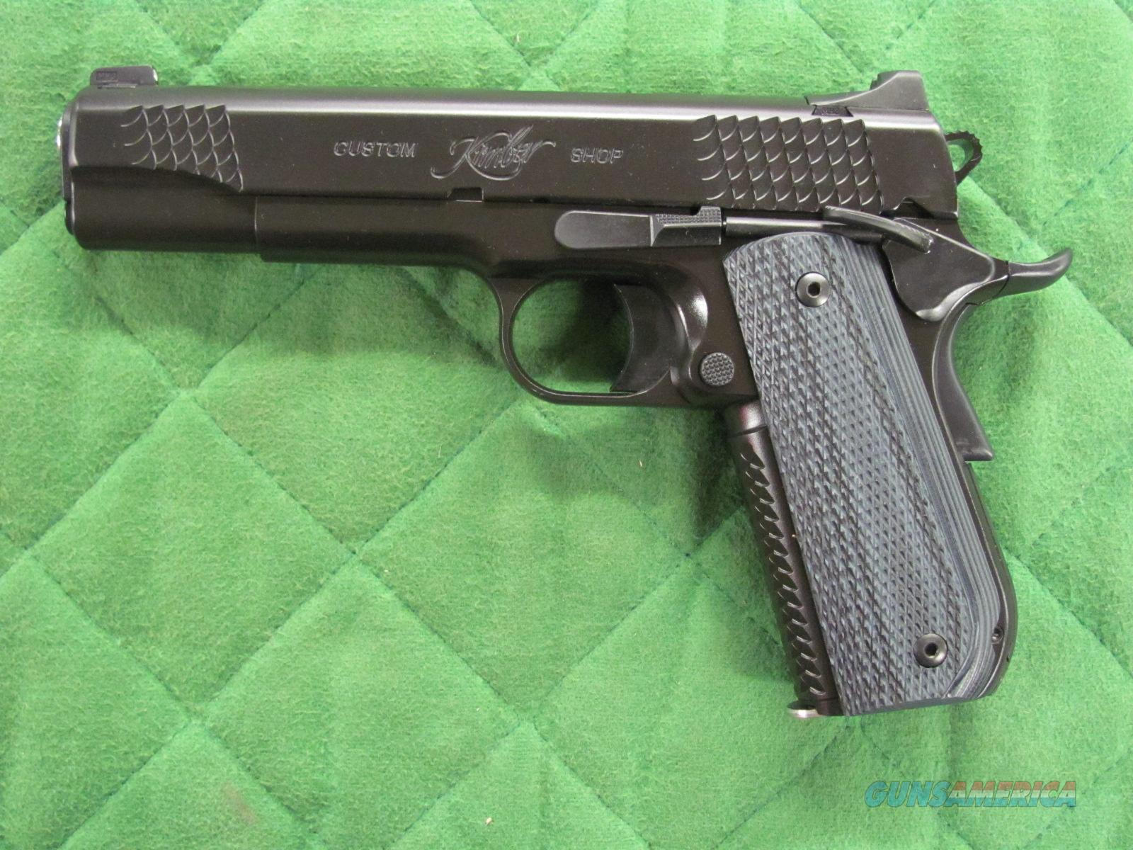 Kimber Super Carry Custom HD 45 ACP  **NEW** 3000264  Guns > Pistols > Kimber of America Pistols