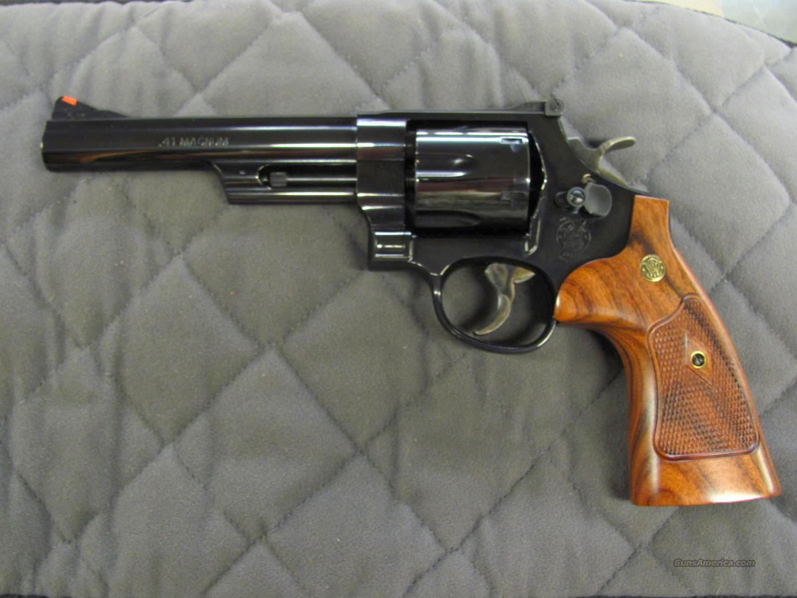 Smith & Wesson Model 57 Classic .41 Magnum  **NO CC FEES** 150481  Guns > Pistols > Smith & Wesson Revolvers > Full Frame Revolver