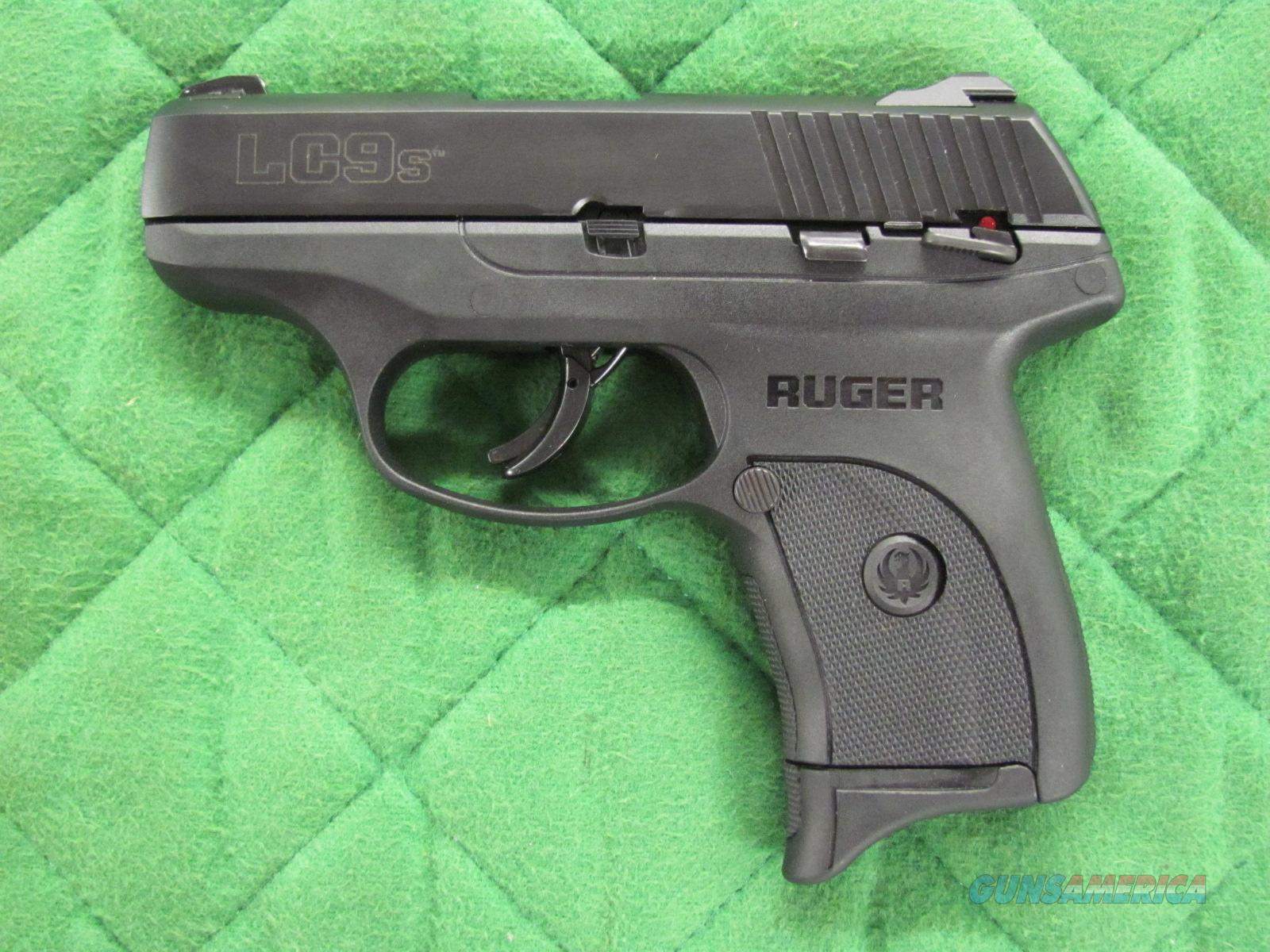 Ruger LC9s 9 mm Striker Fired #3235 **NEW**  Guns > Pistols > Ruger Semi-Auto Pistols > LC9
