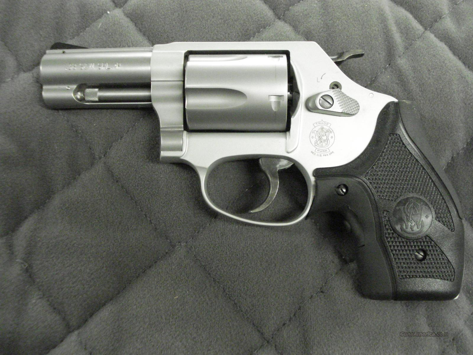 Smith & Wesson Model 637 CT 38 Special +P  **NEW**  Guns > Pistols > Smith & Wesson Revolvers > Pocket Pistols