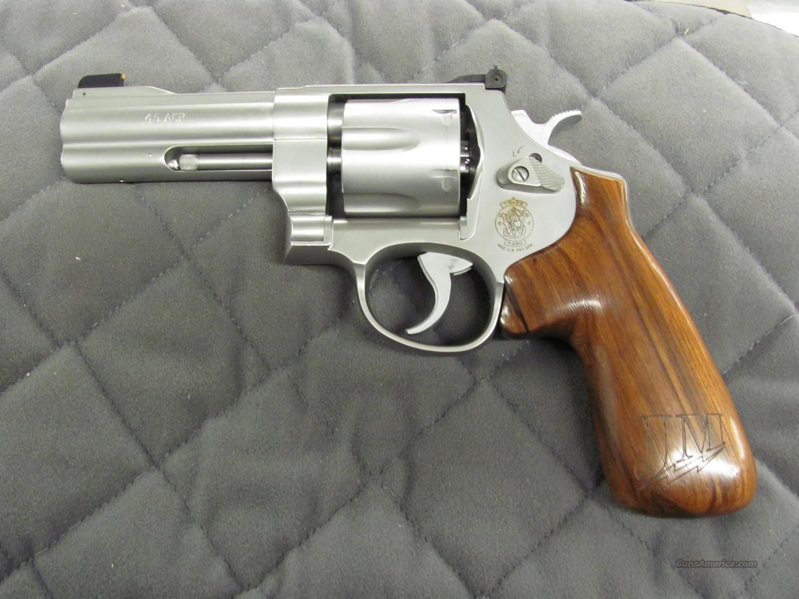 Smith & Wesson Model 625 45 ACP Jerry Miculek  **NEW**  Guns > Pistols > Smith & Wesson Revolvers > Full Frame Revolver