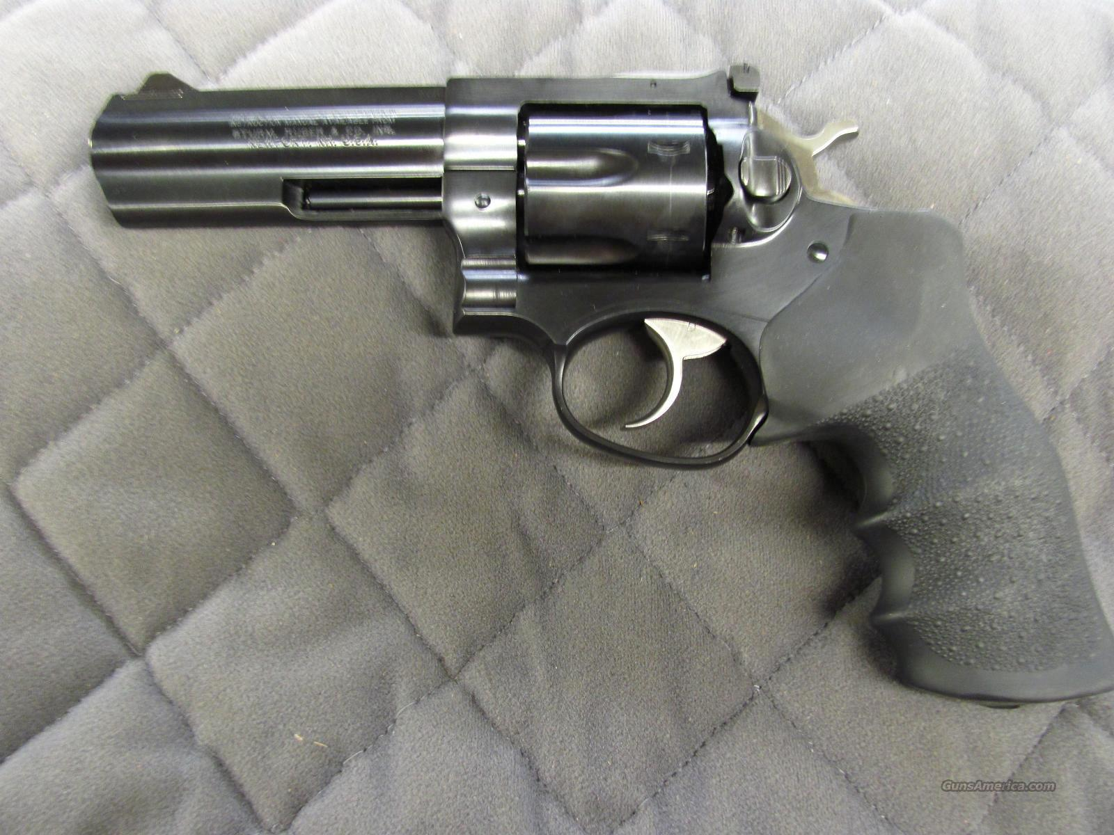 Ruger GP100 357 Magnum 4.2 inch Blued  **NEW**  Guns > Pistols > Ruger Double Action Revolver > Security Six Type