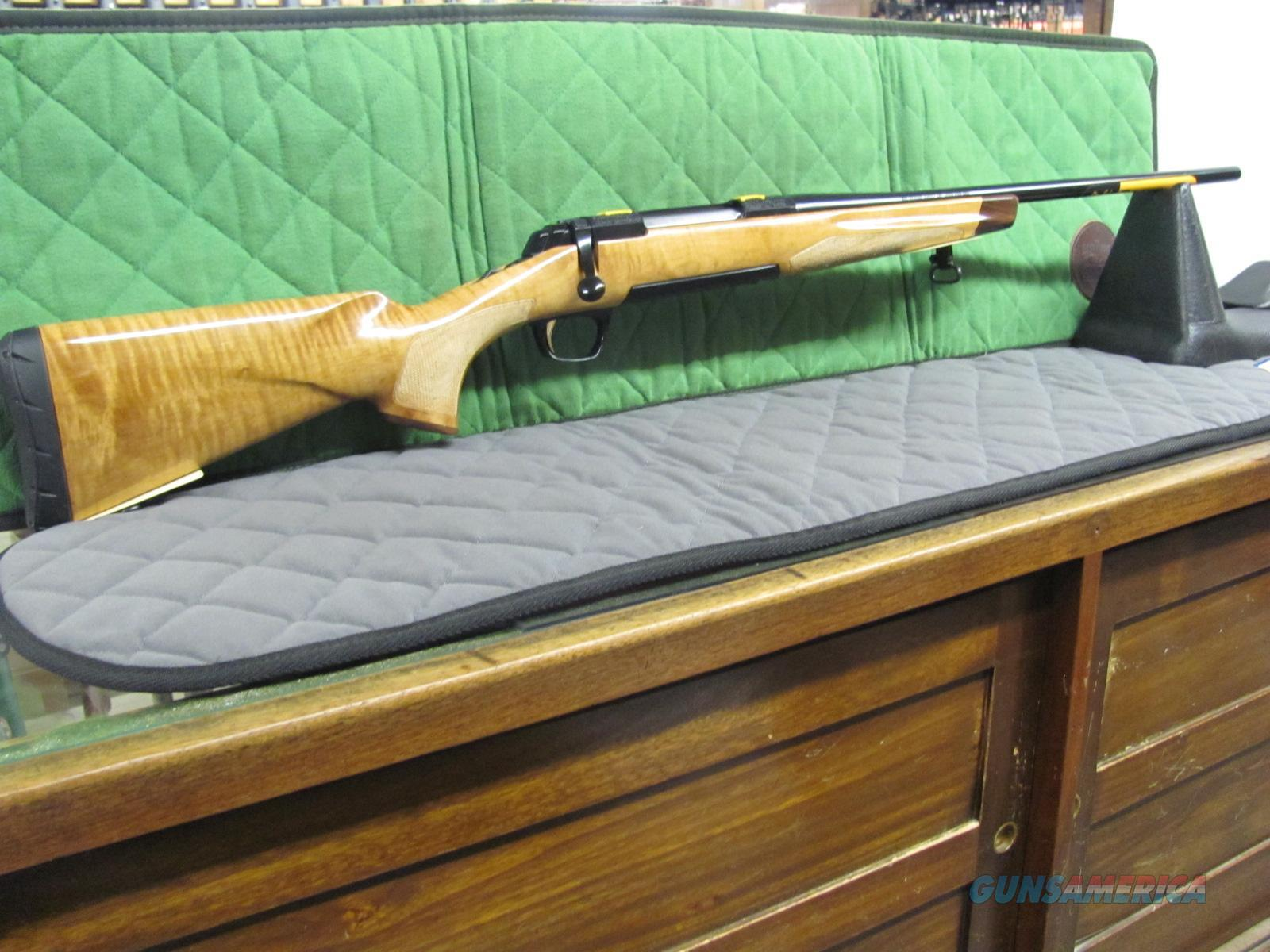 Browning X-Bolt Medallion Maple .270 WSM  **NEW**  Guns > Rifles > Browning Rifles > Bolt Action > Hunting > Blue