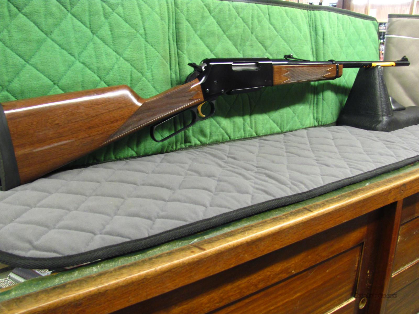 Browning BLR Lightweight '81 Takedown 270 WSM  **NEW**  Guns > Rifles > Browning Rifles > Lever Action
