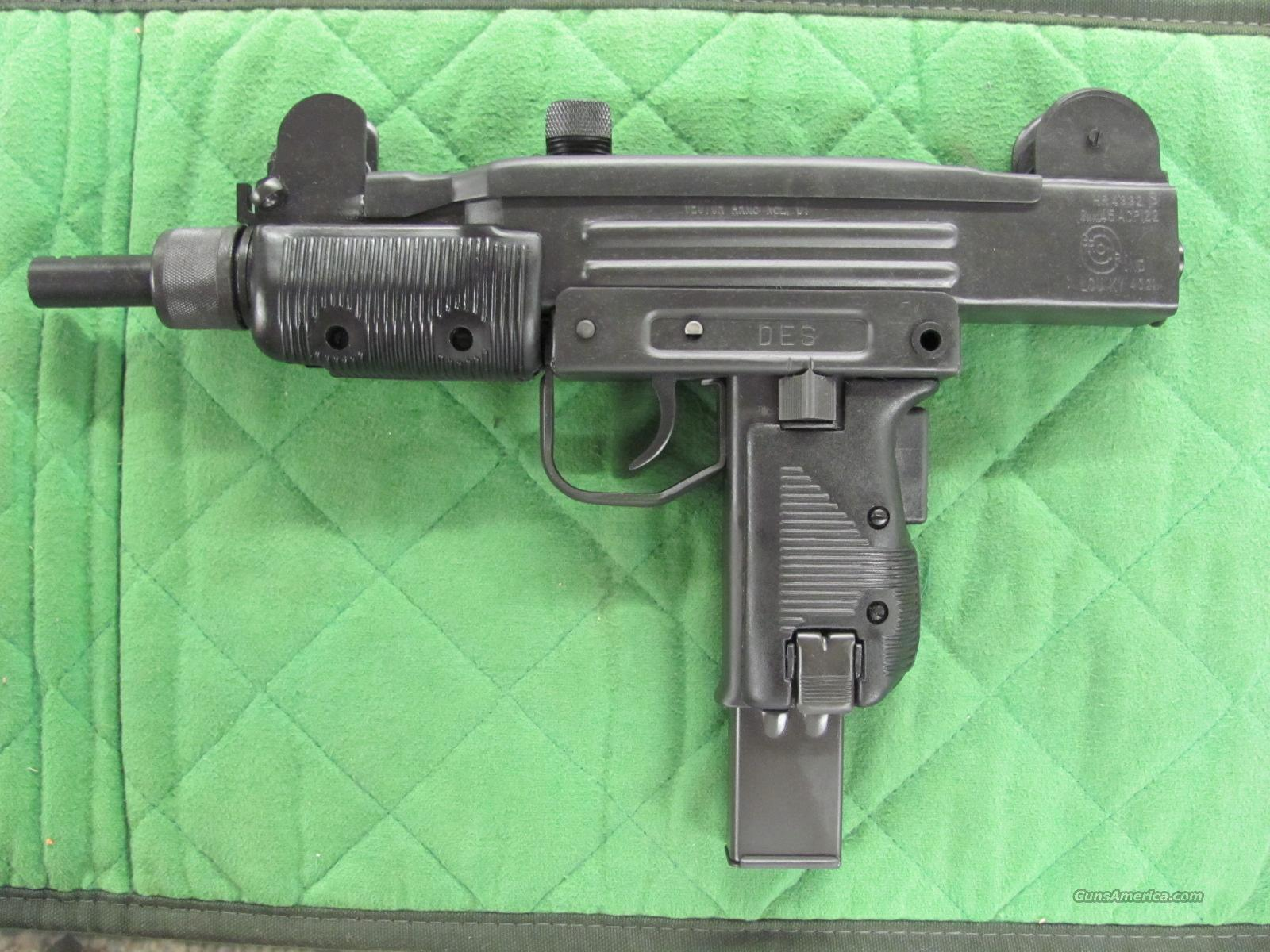 Uzi Pistol Serial Numbers