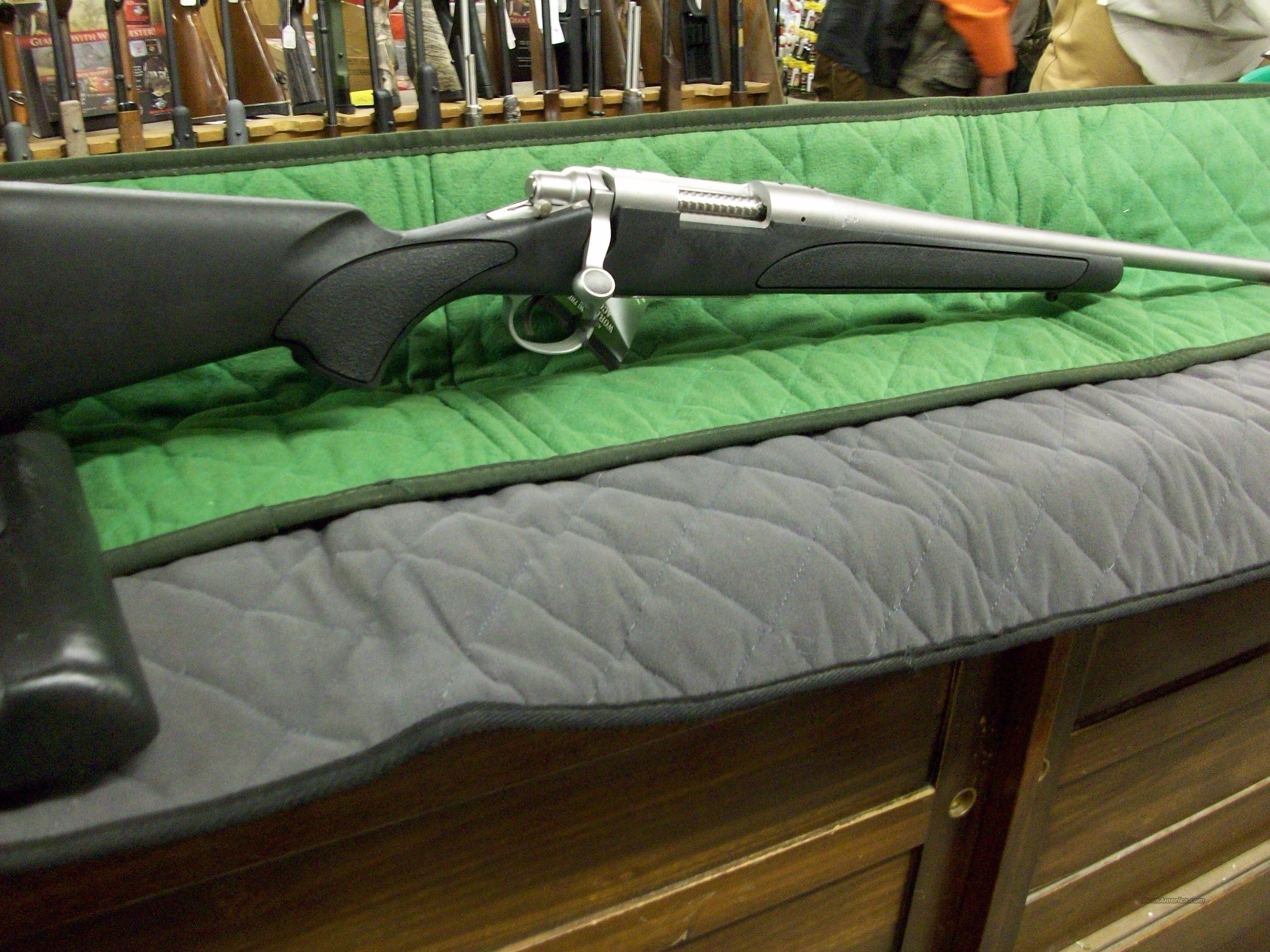 Remington Model 700 SPS Stainless 223 Rem  **NEW**  Guns > Rifles > Remington Rifles - Modern > Model 700 > Sporting