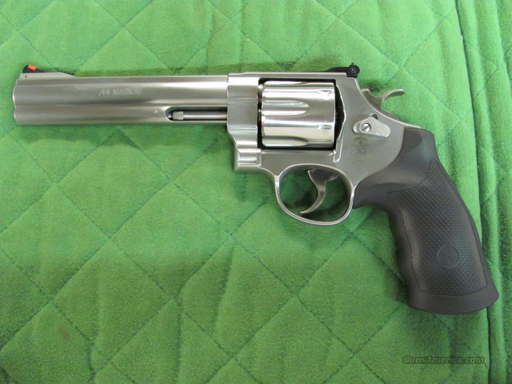 Smith & Wesson Model 629 44 mag 6.5 inch  **NEW** 163638  Guns > Pistols > Smith & Wesson Revolvers > Full Frame Revolver
