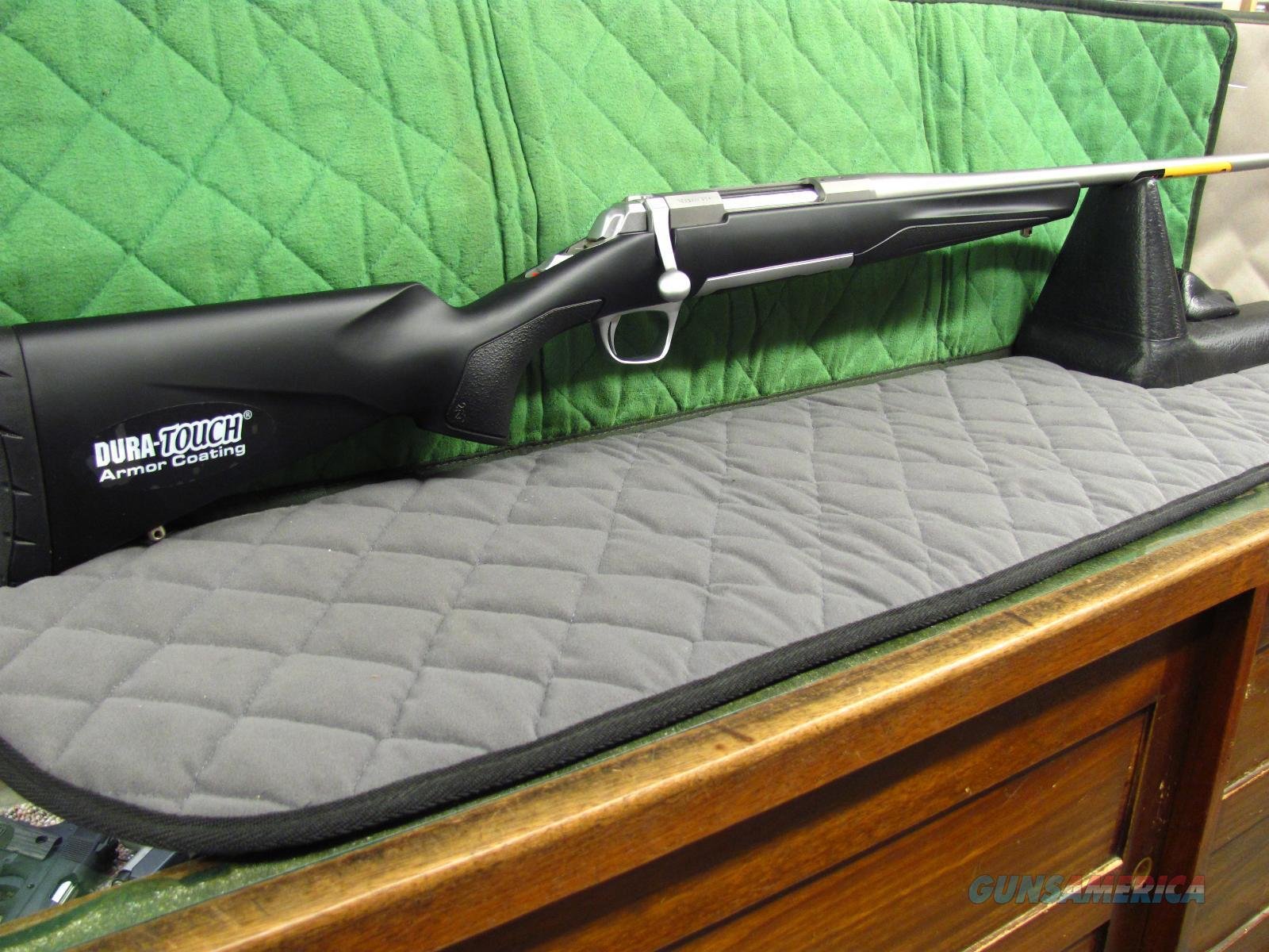 Browning X-Bolt Stainless Stalker 6.5 Creedmoor  **NEW** 035202282  Guns > Rifles > Browning Rifles > Bolt Action > Hunting > Stainless