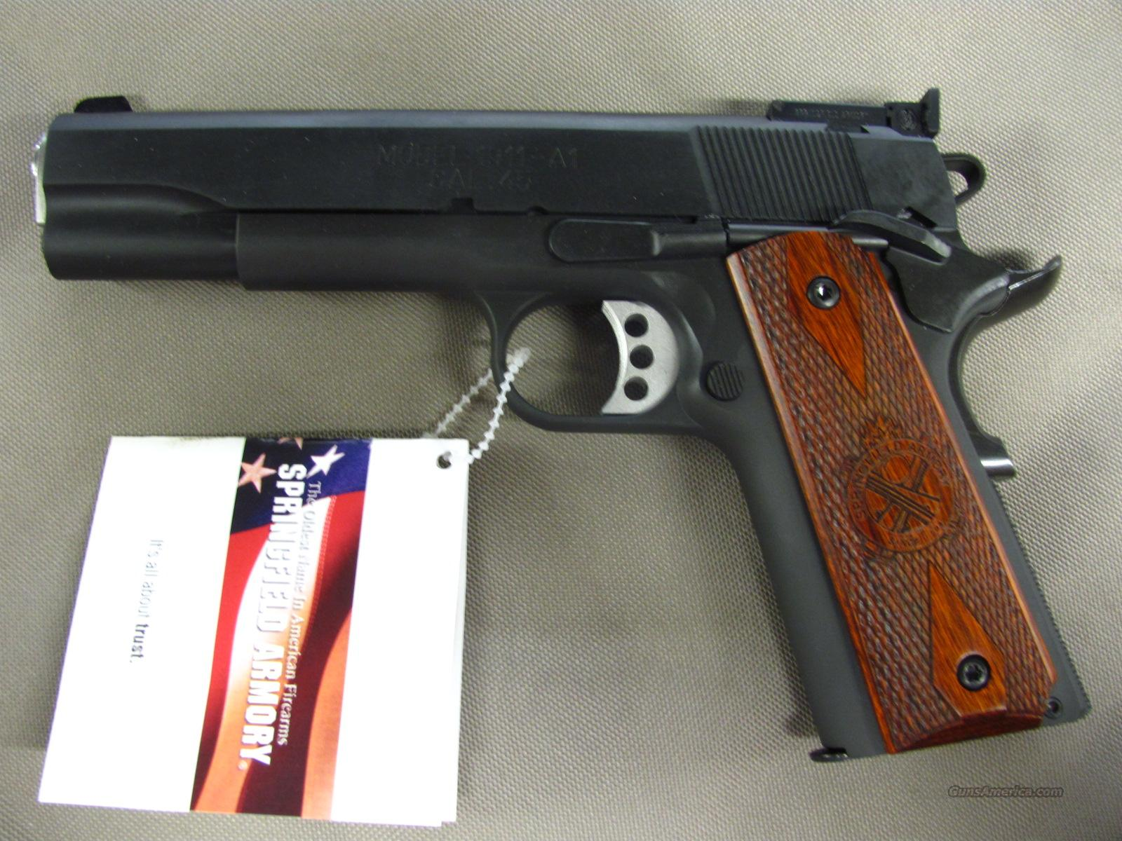 Springfield 1911 A1 Range Officer 9 mm PI9129  **NEW**  Guns > Pistols > Springfield Armory Pistols > 1911 Type