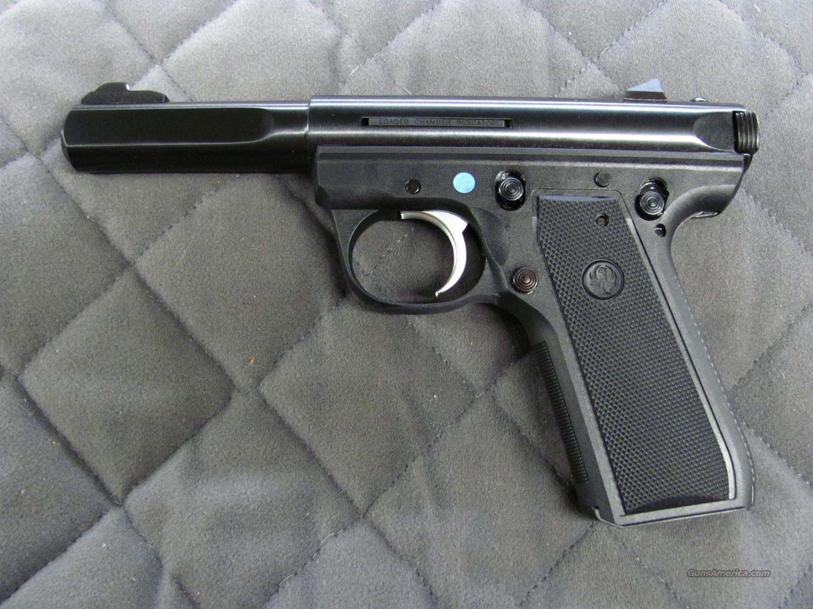 Ruger 22/45 MK III Slab Side 22 LR  **NEW**  Guns > Pistols > Ruger Semi-Auto Pistols > Mark I & II Family