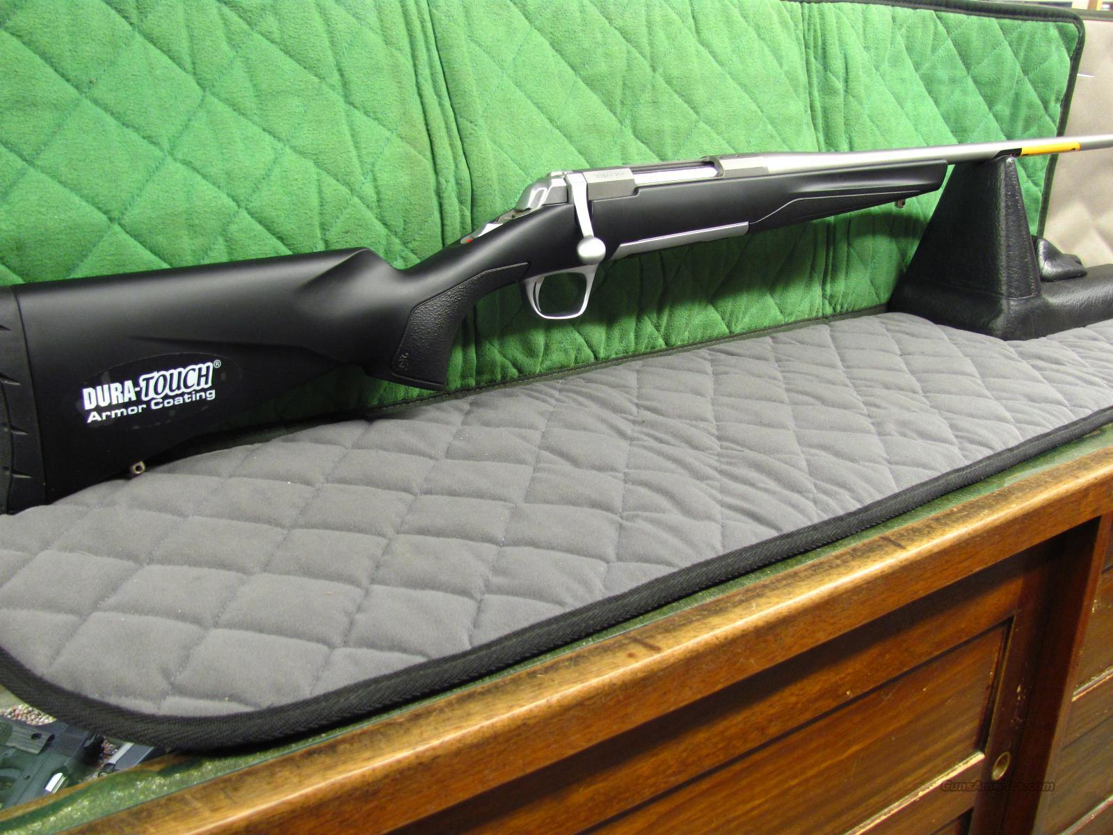 Browning X-Bolt Stainless Stalker 300 WSM  **NEW**  Guns > Rifles > Browning Rifles > Bolt Action > Hunting > Blue