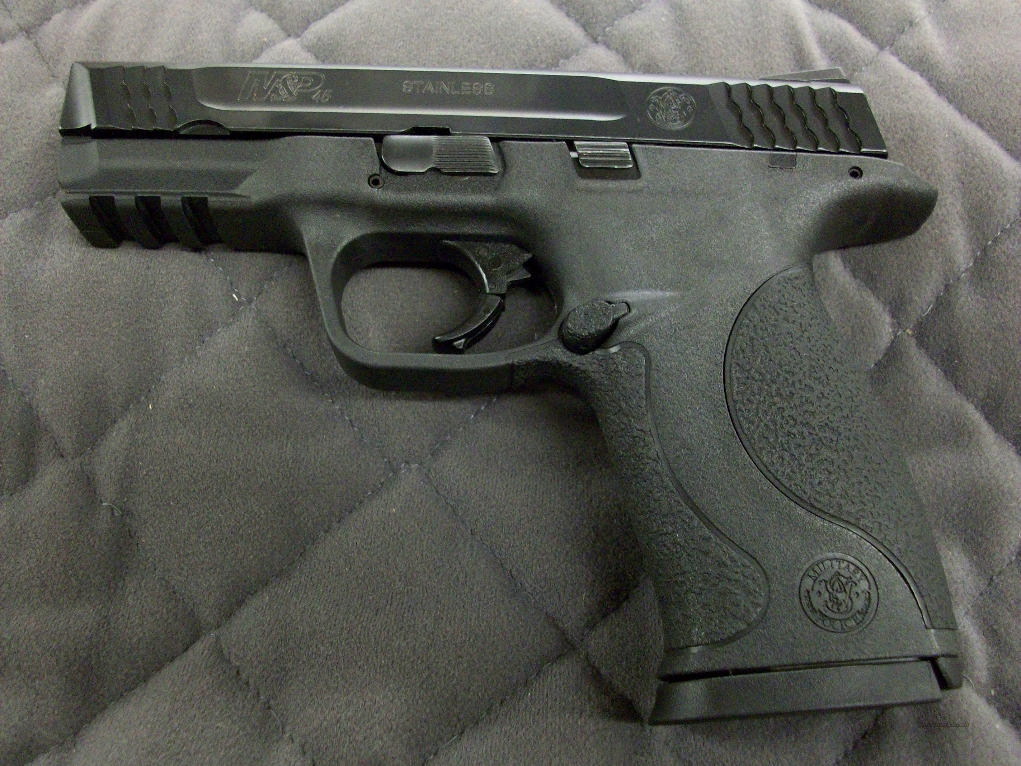 "Smith & Wesson M&P 45 4""  **NEW**   Guns > Pistols > Smith & Wesson Pistols - Autos > Polymer Frame"