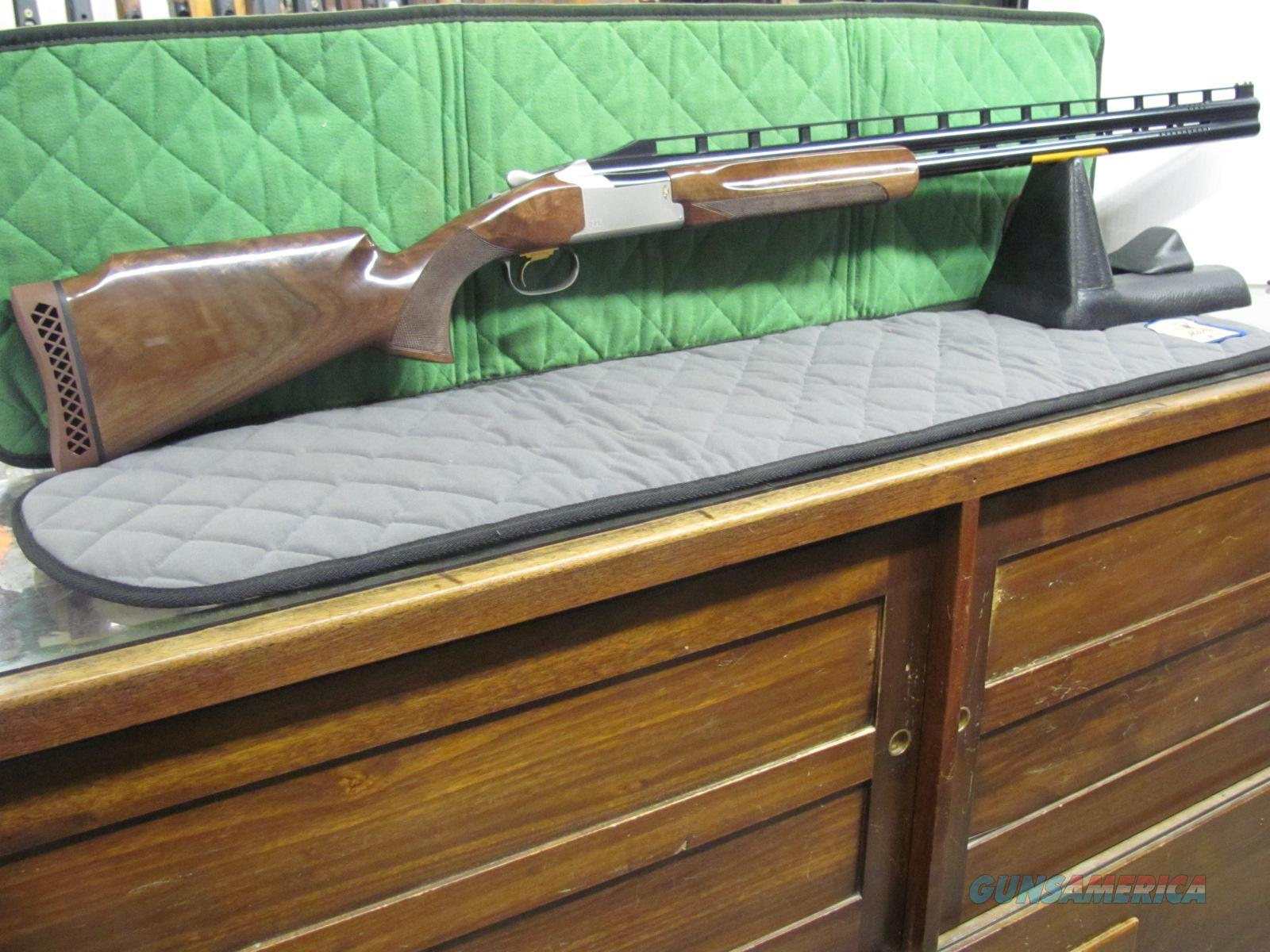 Browning Citori 725 Trap 12 ga 32 Inch w/ Monte Carlo  **NEW** 0135793009  Guns > Shotguns > Browning Shotguns > Over Unders > Citori > Trap/Skeet