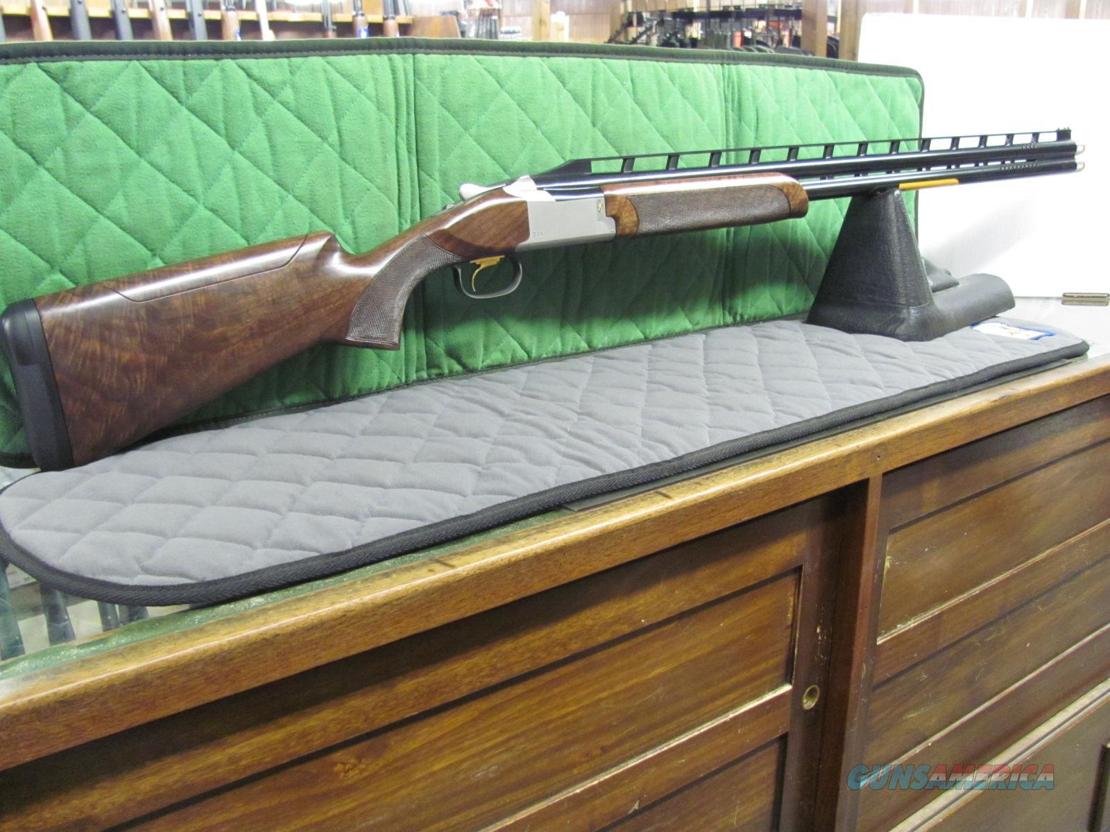 Browning Citori 725 High Rib Sporting w/ Adj Comb 30 Inch  **NEW**  Guns > Shotguns > Browning Shotguns > Over Unders > Citori > Trap/Skeet