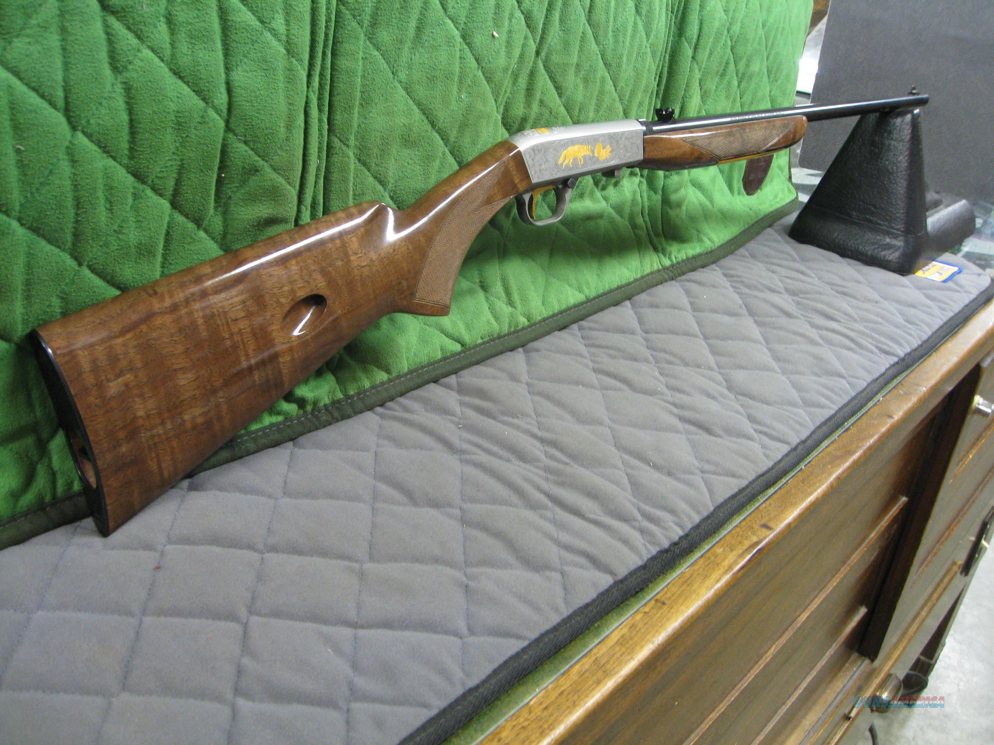 Browning SA-22 Grade VI Grayed 021003102 .22LR   Guns > Rifles > Browning Rifles > Semi Auto > Hunting