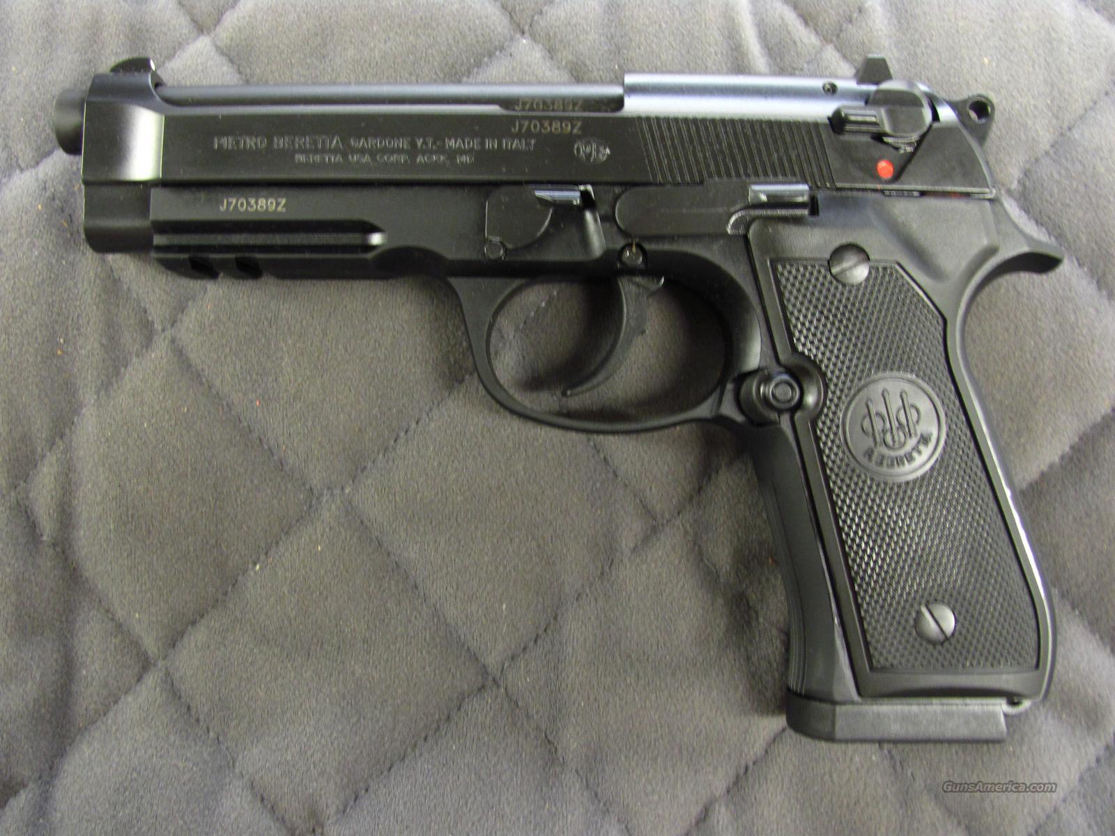 Beretta 92A1 9 mm J9A9F10  **NEW**  Guns > Pistols > Beretta Pistols > Model 92 Series