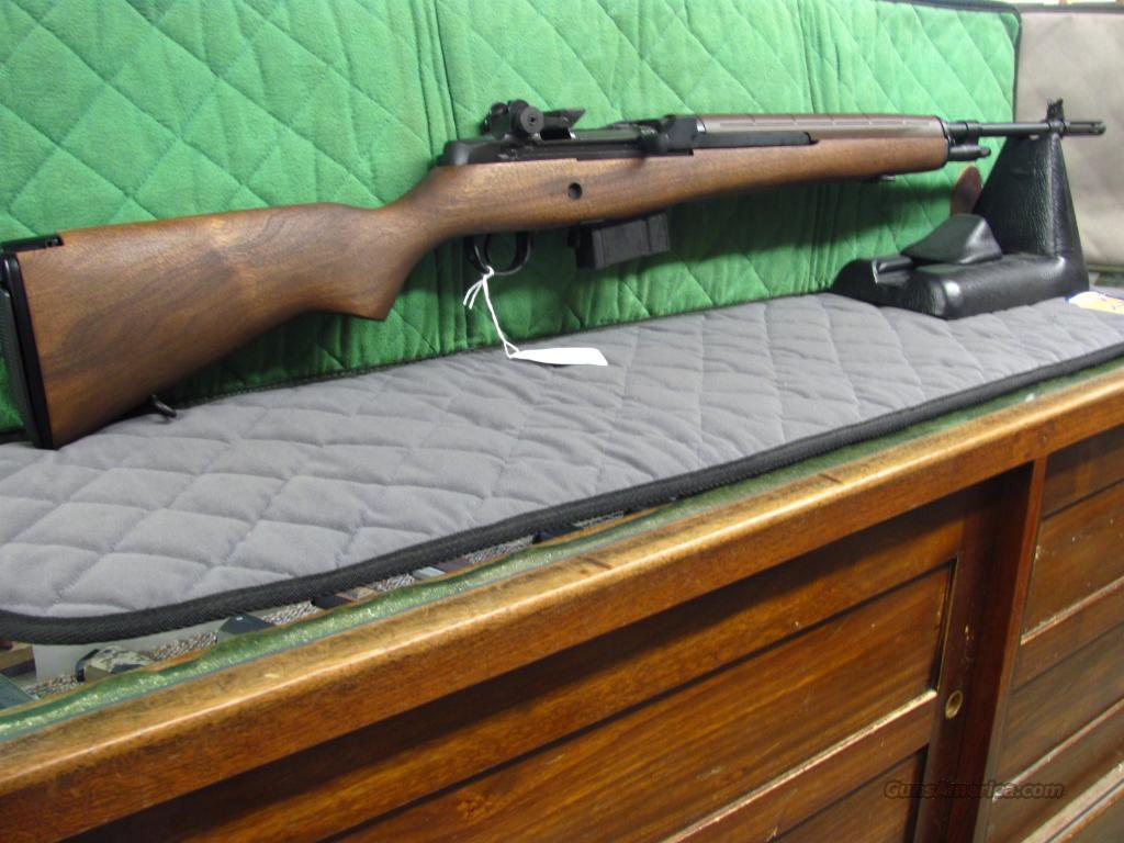Springfield M1A National Match NA9102 7.62 NATO 308 Win  **NEW**  Guns > Rifles > Springfield Armory Rifles > M1A/M14
