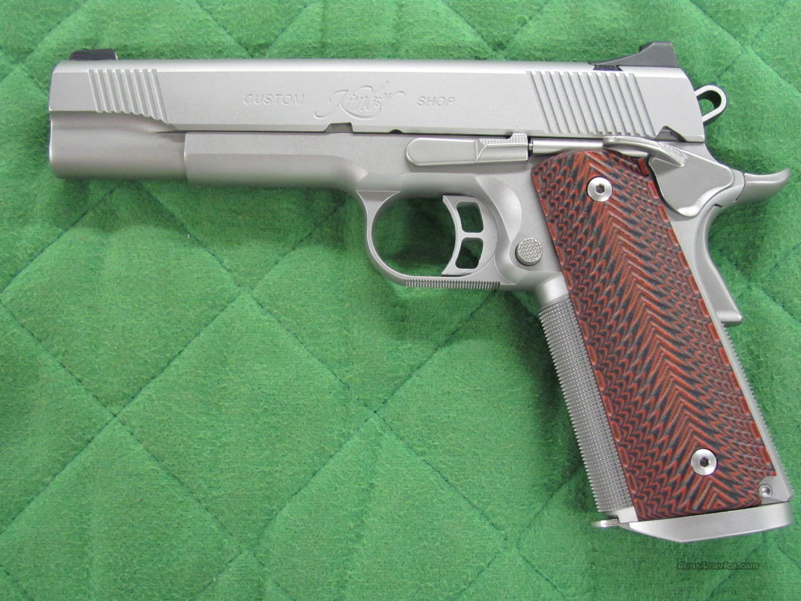 Kimber Gold Combat Stainless II .45 ACP  NO CC FEES 3200185  Guns > Pistols > Kimber of America Pistols