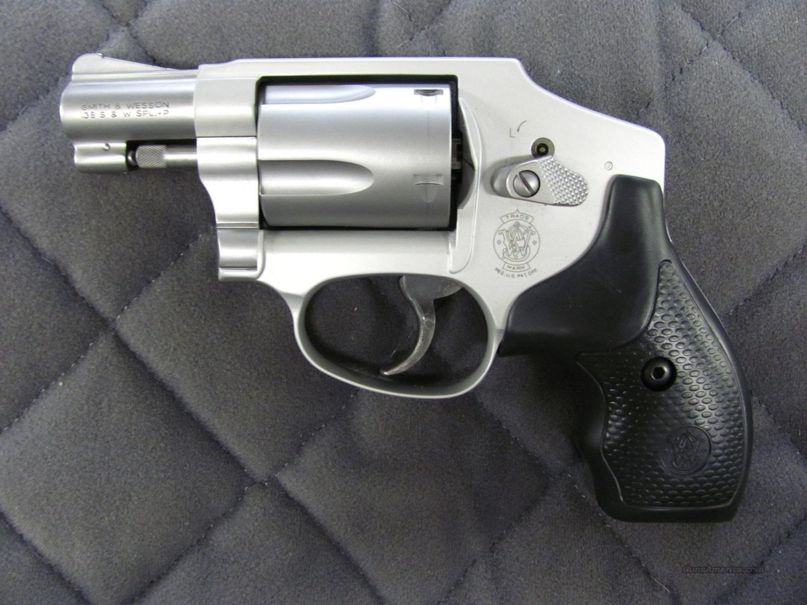 Smith & Wesson Model 642 The American Series 38 Special  **NEW**  Guns > Pistols > Smith & Wesson Revolvers > Pocket Pistols