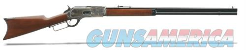 Uberti 1876 Centennial Rifle .50-95 #342503  **NEW**  Guns > Rifles > Uberti Rifles > Lever Action