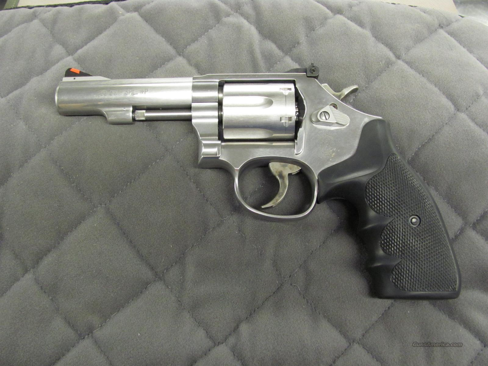 Smith & Wesson Model 67 in 38 special  **NEW**  Guns > Pistols > Smith & Wesson Revolvers > Full Frame Revolver