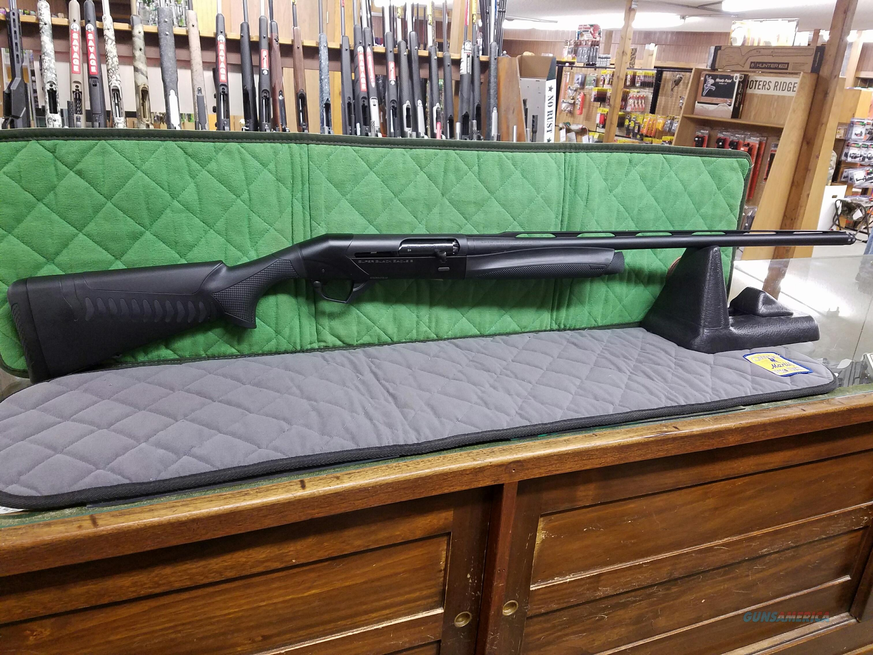 Benelli Super Black Eagle 3 12 Gauge 28 Inch #10316  **NEW**  Guns > Shotguns > Benelli Shotguns > Sporting